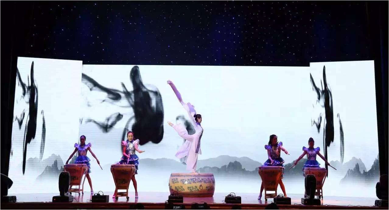 鼓上舞_周年慶節目